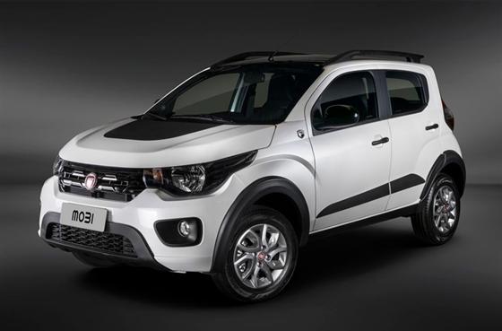 Fiat Mobi Trekking 2021 será lançado no último trimestre de 2020