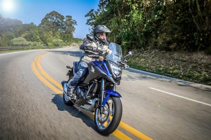 HONDA NC 750X - A moto que conquistou o presidente Bolsonaro!
