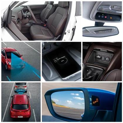 Chevrolet Onix x Hyundai HB20: o que um destes carros tem e o outro não...